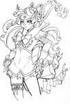 Sailor Arda Cover WIP by xxkorinxx