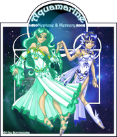 Aquamarine by xxkorinxx