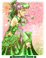 Emerald Gypsy by xxkorinxx