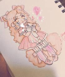 Kitten Rene  by YukiSane1001