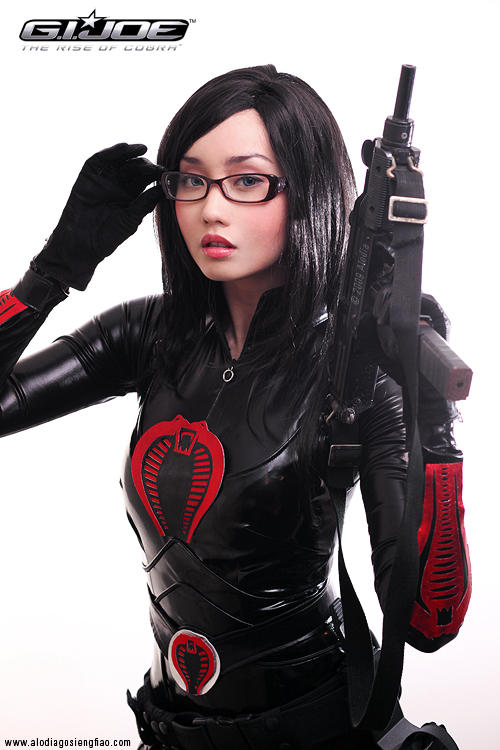 GI Joe: The Baroness by BlackMageAlodia