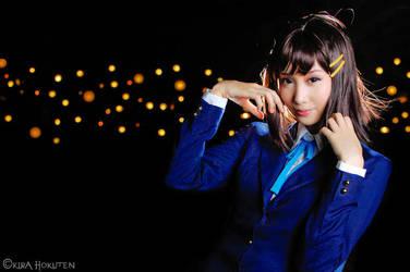 Yui Hirasawa by BlackMageAlodia