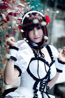 Haruhi Gothic Lolita Version by BlackMageAlodia