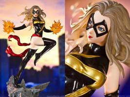 Ms. Marvel by BlackMageAlodia