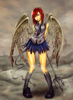 Deathbringer Kairi by BlackMageAlodia