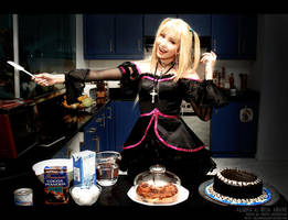 Misa Misa's Happy Sweets Show by BlackMageAlodia