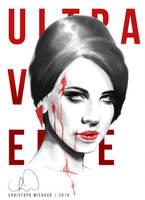 Lana Del Rey   Ultraviolence by christophmichaud