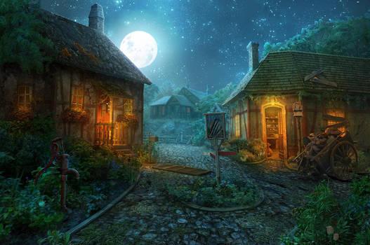 Village by Namkoart