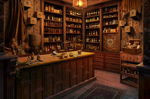 Pharmacy by Namkoart