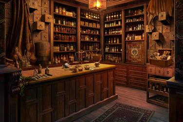 Pharmacy by Namkoart