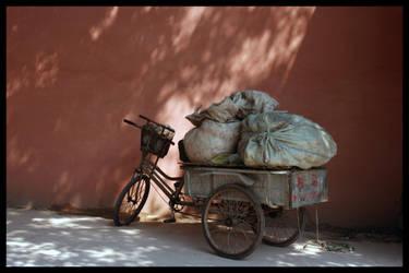 bicycle 1 by DieSektion