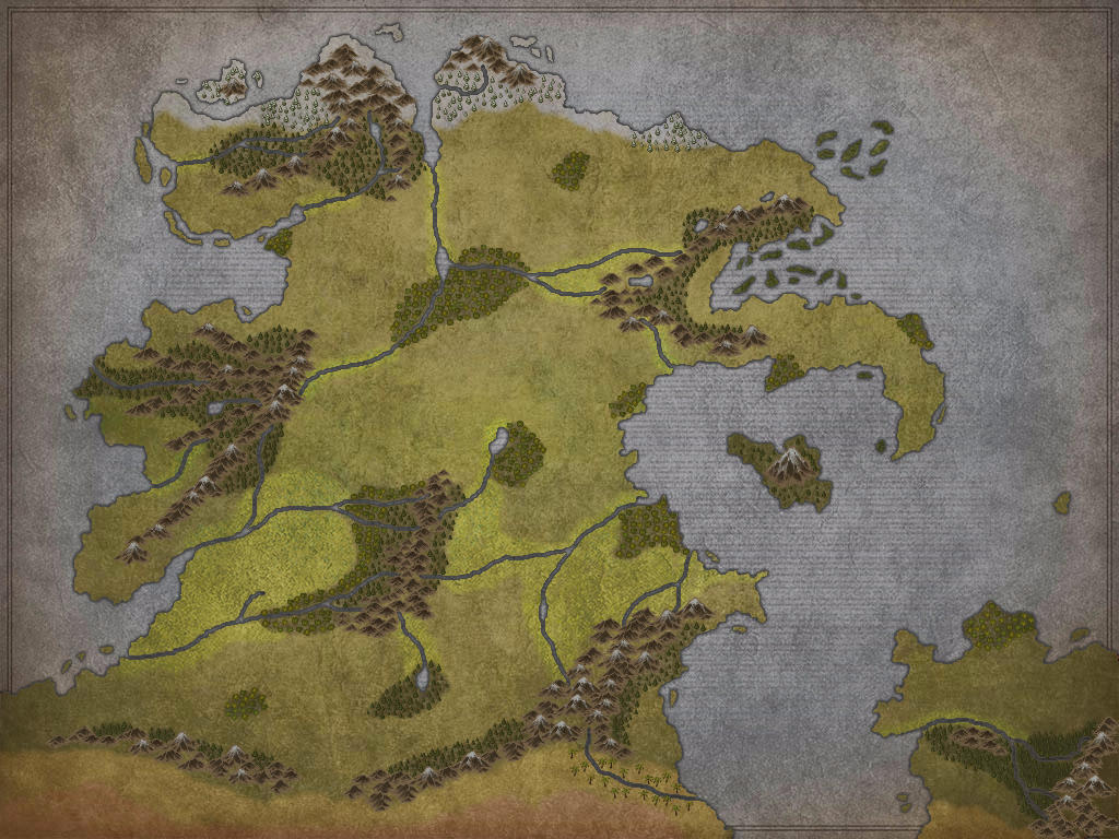 Orc World by Kiue