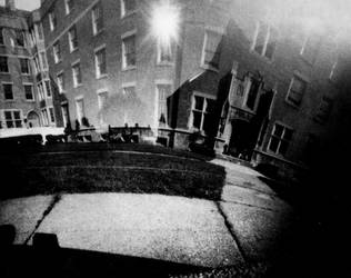 Pinhole Of The Courtyard by thesushiking