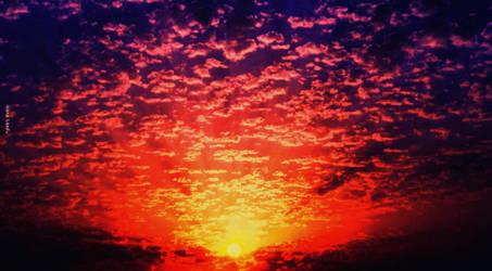 Hypnotic sky by IoaSan