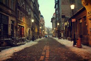 The Hope Street by IoaSan