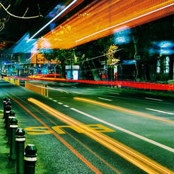 Big city lights by IoaSan