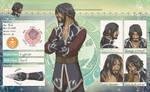 Coden - New devotia by silver-dragonetsu