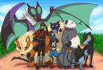 Pokemon Trainer Coden! by silver-dragonetsu