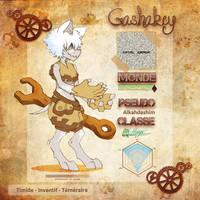 Alkahdashim - Gashakey by ManyaTheYamaneko