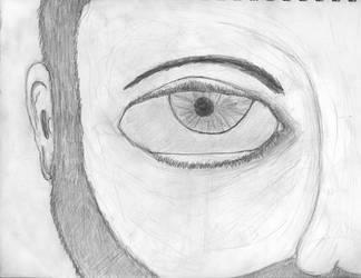 Close Sketch by XxLensxX