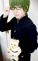 Kuroko no Basuke: Today's Lucky Item is a Bear by Kralle-K