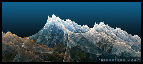 The Mighty Andes by rolopersa