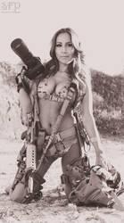 Combat Camera Girl by Rasgriz0083