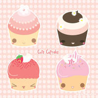 cute cupcake by CrazyLleH