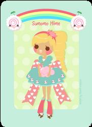 sumomo hime by CrazyLleH