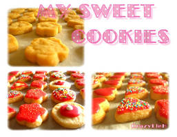 my cookies by CrazyLleH