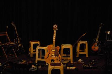 Gitar Cafe by muratcopur