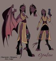 OC character - Opaline by coda-leia