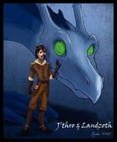 J'thro and Landzoth by coda-leia