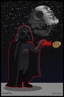Darth Vader by coda-leia
