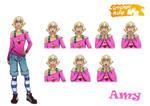 Greystone Manor : Amy Character sheet by coda-leia