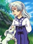 Ashi's Pet by Inumaru101