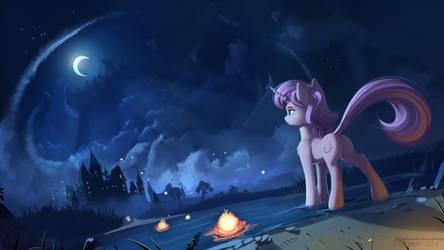 Moonpath by DiscordTheGE