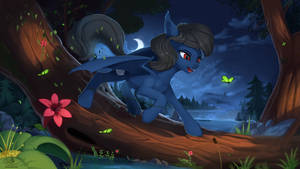 Little huntress by DiscordTheGE