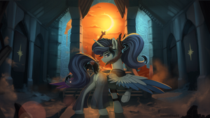 Feel the eclipse by DiscordTheGE