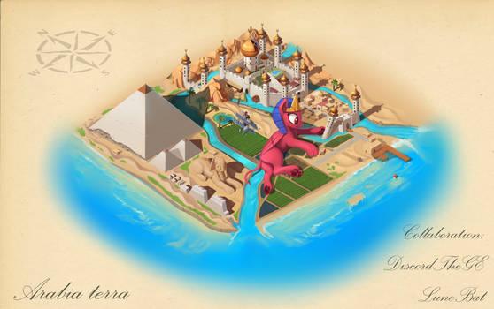 Arabia Terra by DiscordTheGE