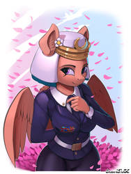 St.Valentine's Military officer by DiscordTheGE