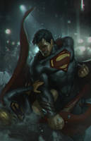 Superman by Memed