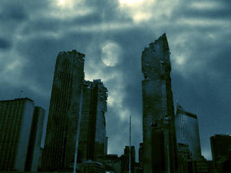 Skyline by serolyx
