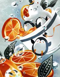 Citrus Sea by Pochi-mochi