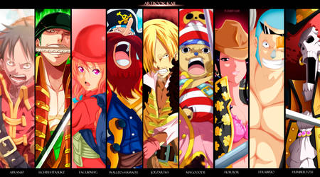 One Piece Z   Collab by humbertox1