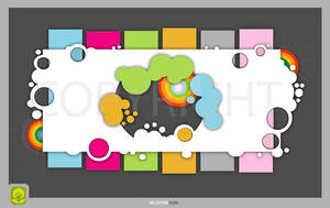 Crazy colors by Valen23901