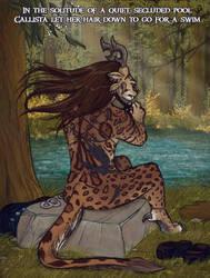 Callista's Solitude by Zaree-Nilerabanwen
