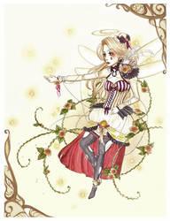 Baroque July by Lunael