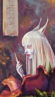 The Metamorphoses of Kurosaki Akiko - Fox by Asteltainn