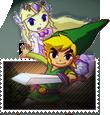 Zelda Spirit Tracks STAMP 2 by FJLink